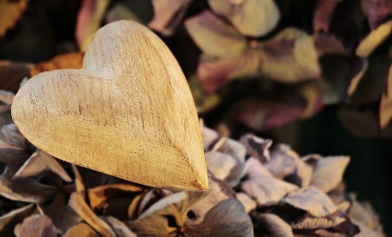 gratitude heart